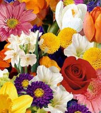 http://www.FlowersFast.com - FTD Florist Designed Bouquet – Intl