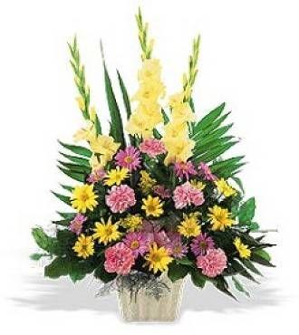 http://www.FlowersFast.com - Classic Sympathy Basket