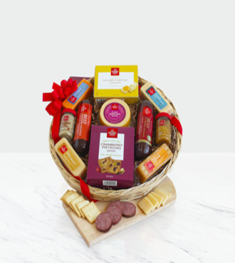 Holiday Hostess Appetizer Gift - WebGift - WG1039