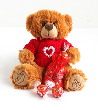 Cuddles and Sweets Bear - WebGift