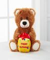 Happy Birthday Message Bear by Build-A-Bear Workshop - WebGift