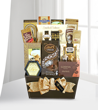 Fine and Fancy Gourmet Gift - WebGift