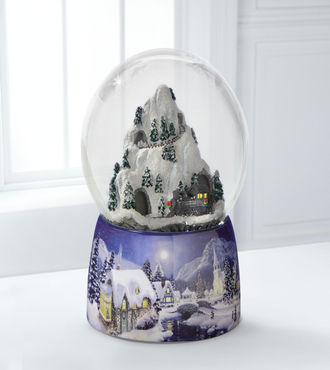 winter snow globe by san francisco box company webgift