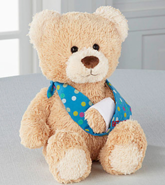 http://www.FlowersFast.com - On the Mend Get Well Bear – WebGift