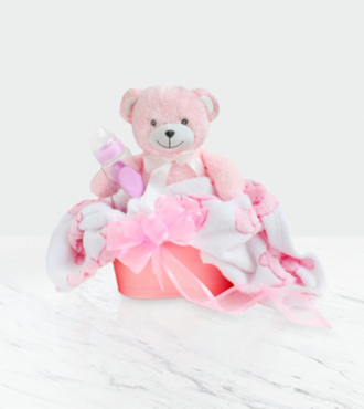 Baby Girl Bundle Gift - WebGift - WGG1014