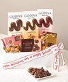 Image of Standard version for Happy Valentine's Day Godiva Gift Box - WebGift