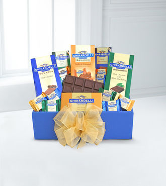 Ghirardelli Blissful Treats - WebGift