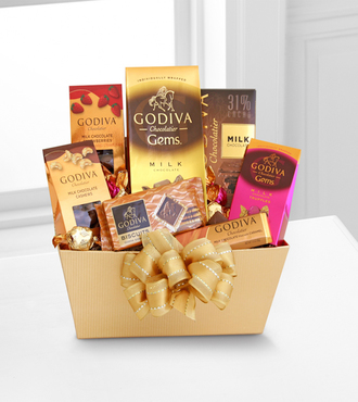 Godiva Milk Chocolate Expressions - WebGift