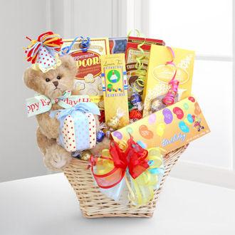 Birthday Celebration Basket - WebGift