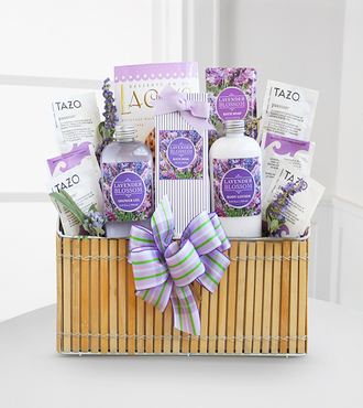 Flower Delivery  on Fields Of Lavender   Webgift   Gift Baskets   Candles   Flowers Fast