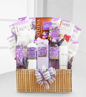 Fields of Lavender for Mom- - Premium - WebGift