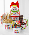 Happy Birthday Tower of Treats - WebGift