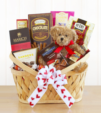 I Come Bear-ing Chocolate - WebGift