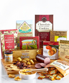 Image of Standard version for Deluxe Cheese and Snack Board - WebGift