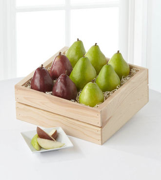 The Perfect Pear Gift Basket - WebGift