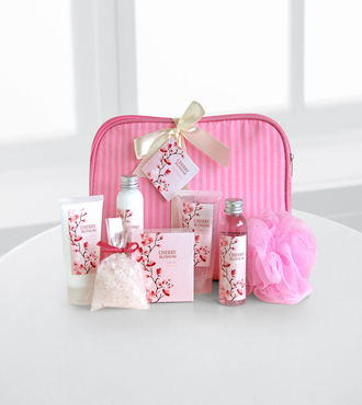 Pampering Cherry Blossom Spa - WebGift
