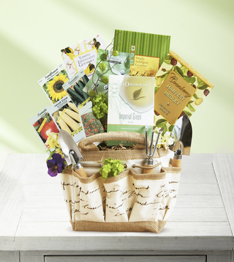 Gardener's Delights Basket - WebGift - WGH179