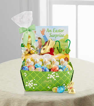 Lindt Delights Easter Basket - WebGift