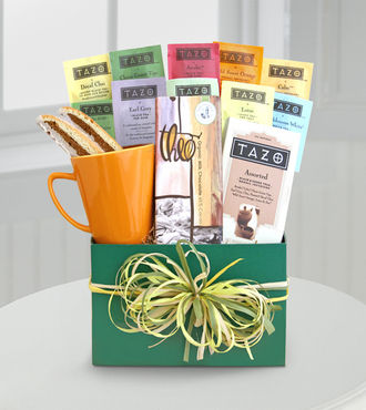 Tazo Tea Temptations - WebGift - WGS607