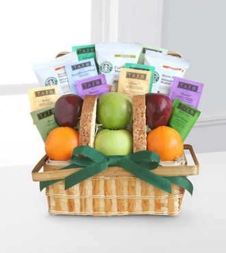 Starbucks Gratitude Basket - WebGift