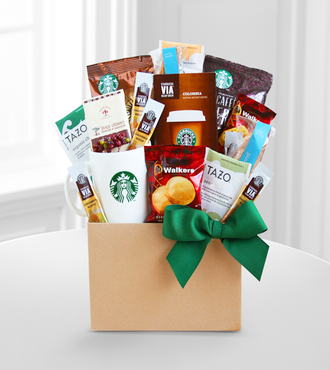 Give thanks with Starbucks - WebGift - WGS638