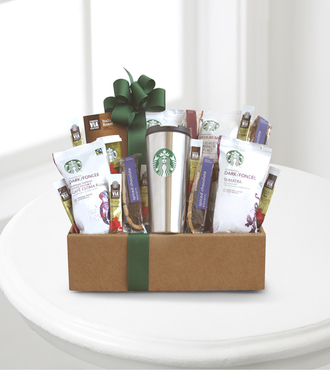 Starbucks Get up and Go Box - WebGift