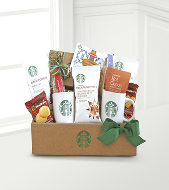 Flowers Fast coupon: Starbucks Classic Coffee and Cocoa - WebGift