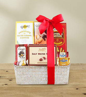 Chocolate Indulgence Basket - WebGift - WGX098
