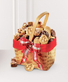 Mrs. Fields Snack Size Sampler Basket - WebGift